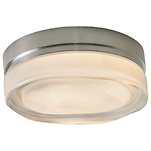 Fluid Round Small Flushmount by Tech Lighting
